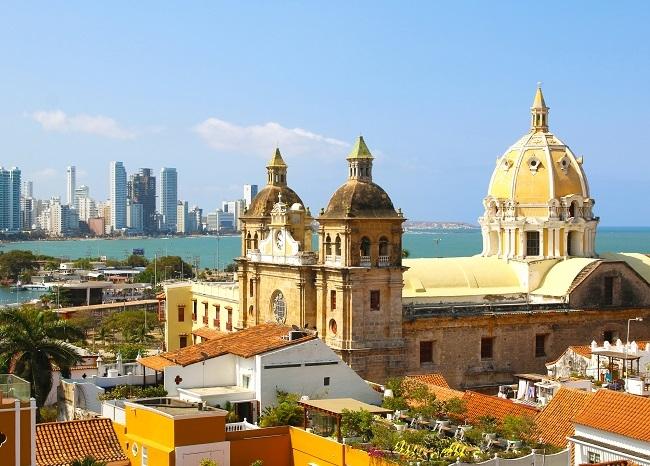 Cartagena & Crucero Antillas y Caribe Sur  - MARZO 2018 - 10 noches!