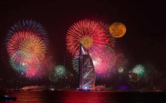 Año Nuevo en DUBAI - Cena de Gala  incluída!  - Salida 29 Diciembre -10 días / 08 noches -