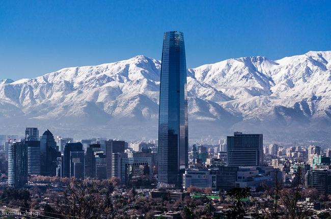 SANTIAGO DE CHILE - Escapadas / Compras - Feriados de Octubre y Noviembre 2018