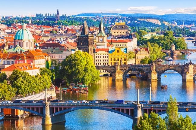 PRAGA, BUDAPEST & VIENA - Circuito Clasico - 07 dias - Noviembre a Marzo 2019
