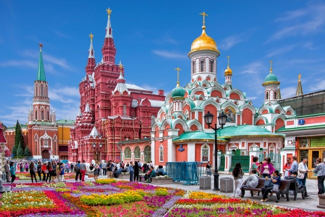 Primavera en RUSIA & DUBAI - Salida: 10 ABRIL 2019 - 15 días / 12 noches - Grupal