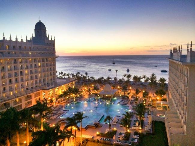 Aruba con RIU HOTELES! - 07 Noches - Enero y Febrero 2018 -  Cupos Confirmados -