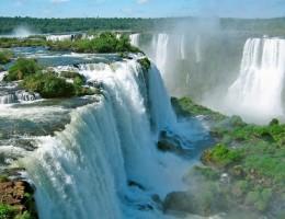 Cataratas del Iguazú - Bus - 7días / 4 noches - Temp. Baja *Oferta*