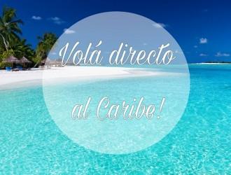 Volá directo a Punta Cana - 07 noches - Todo Incluido - Junio 2018
