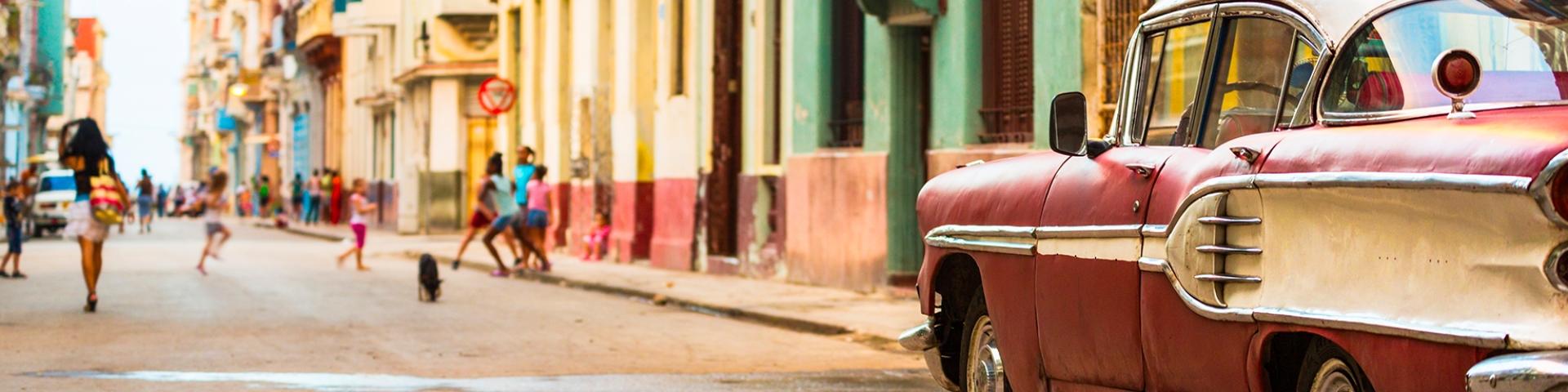 Paquetes a Cuba