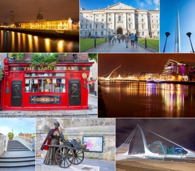 Inglaterra, Escocia e Irlanda con Londres - Salida Grupal Acompañada 16 MAYO 2019 - 16 días / 13 noches