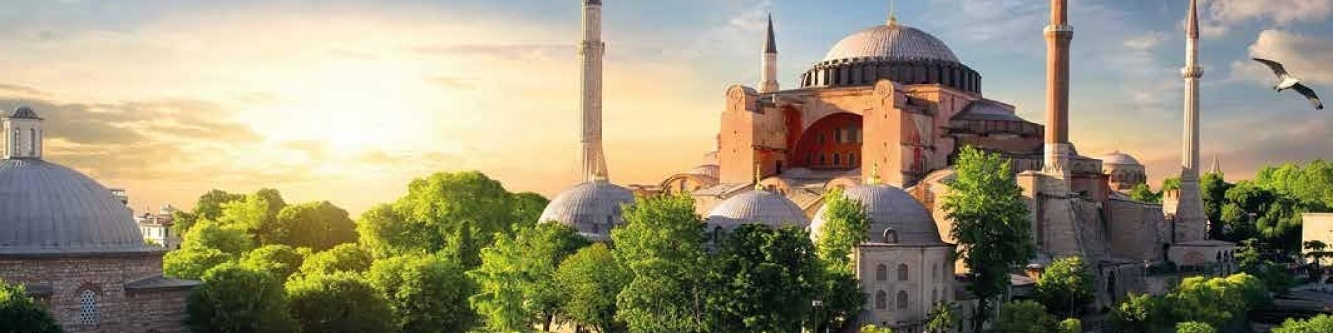 Super Promo Turquía Imperdible!  Febrero a Junio 2021